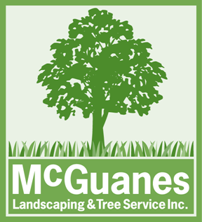 McGuanes Landscaping and Tree Service logo